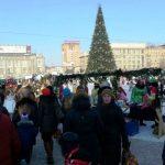 Рождественская ярмарка ДоброДар